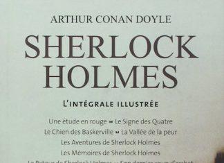 Sherlock Holmes integrale illustree