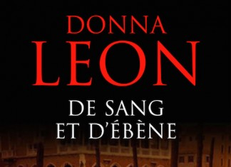 Donna LEON sang et ebene