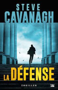 Steve CAVANAGH : La défense