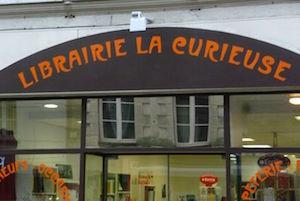 Librairie La Curieuse