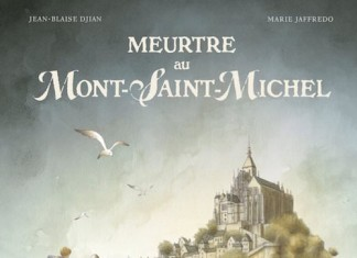 meurtre au mont saint michel - djian - jaffredo