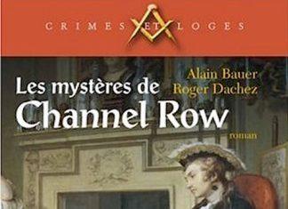 mystere de channel row