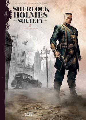 sherlock holmes Society 05
