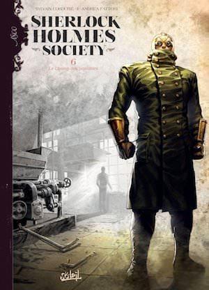 sherlock holmes Society 06