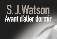 avant d aller dormir - Watson