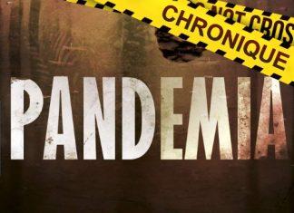 Franck THILLIEZ - Pandemia - poche