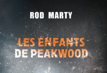 Les enfants de Peakwood - Rod Marty