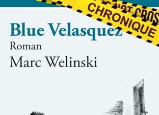Marc WELINSKI : Blue Velasquez
