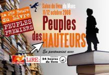 Salon livre Le mans 2008