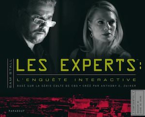 Sam STALL - Les Experts - enquete interactive