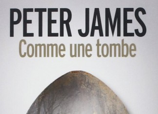 comme une tombe - peter james