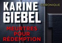 Karine GIEBEL : Meurtres pour rédemption