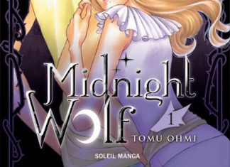 Midnight-Wolf - Tomu OHMI