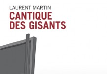 cantique des gisants - Laurent MARTIN