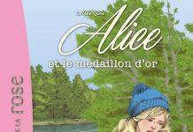 Caroline QUINE - Alice et le medaillon or