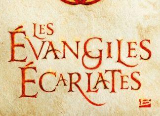 Les evangiles ecarlates - Clive Barker