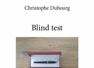 blind test -christophe dubourg