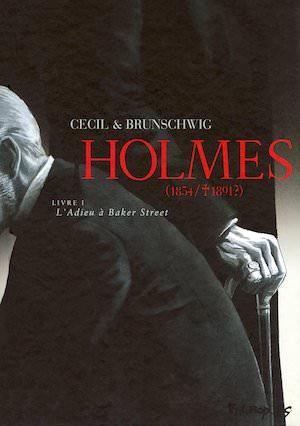 Luc BRUNSCHWIG et CECIL - Holmes - 01