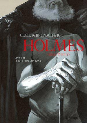 Luc BRUNSCHWIG et CECIL - Holmes - 02