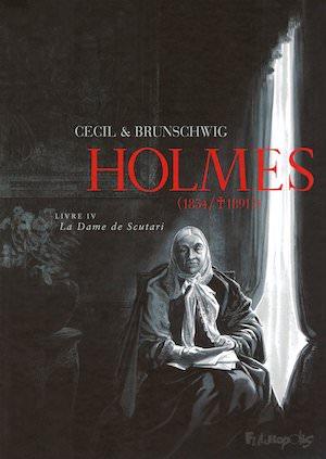 Luc BRUNSCHWIG et CECIL - Holmes - 04