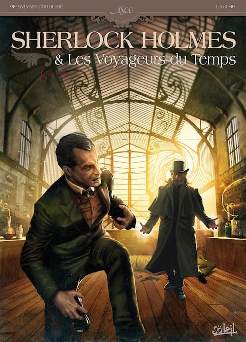 Sherlock Holmes voyageurs du temps