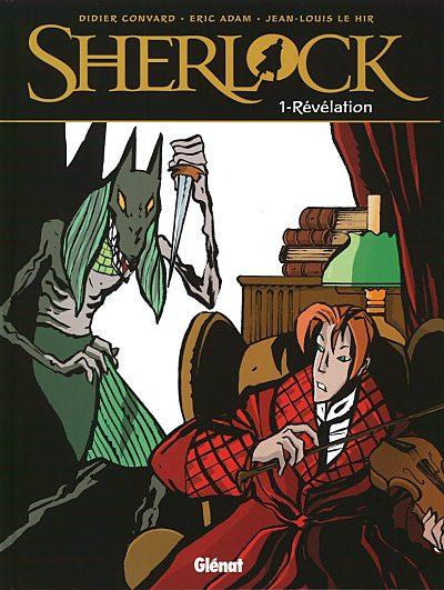 Sherlock - glenat