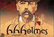 H.h.Holmes - Henri FABUEL et Fabrice Le HENANFF