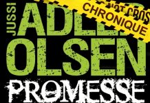 Jussi ADLER-OLSEN - Les enquetes du departement V - Promesse