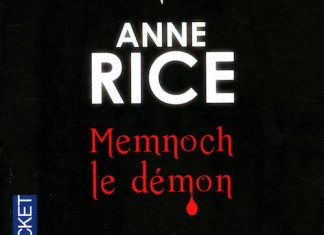 Memnoch le demon - anne rice
