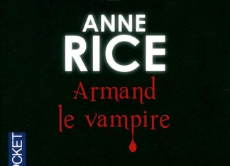 armand le vampire - anne rice