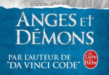 Anges et demons -dan brown
