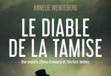 le diable de la tamise - Annelie WENDEBERG