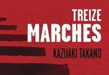 treize marches - Kazuaki TAKANO -