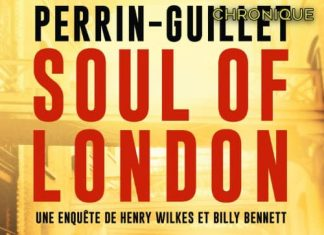 Gaëlle PERRIN-GUILLET : Soul of London