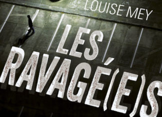 ravagees - louise mey
