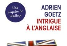 Intrigue a l anglaise - Adrien Goetz