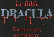 La bible dracula - Alain POZZUOLI