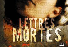 Lettres Mortes - Shaun HUSTON