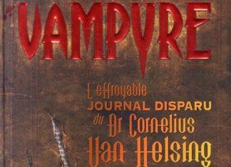 Vampyre - L effroyable journal disparu du Dr Cornelius Van Helsing