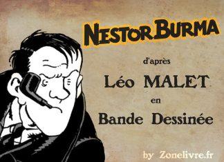 nestor burma - dossier