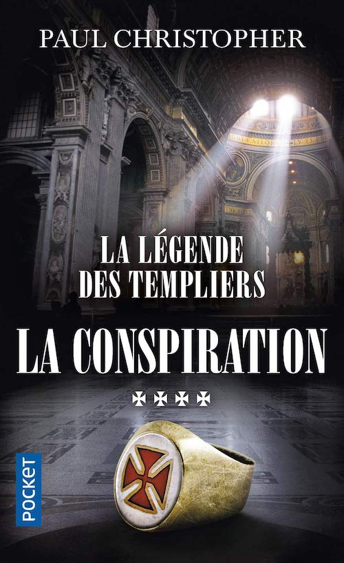 Paul CHRISTOPHER - La legende des Templiers - 04