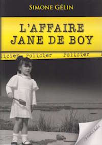 l affaire de jane de boy - simone gelin