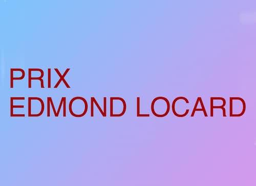 PRIX EDMOND LOCARD