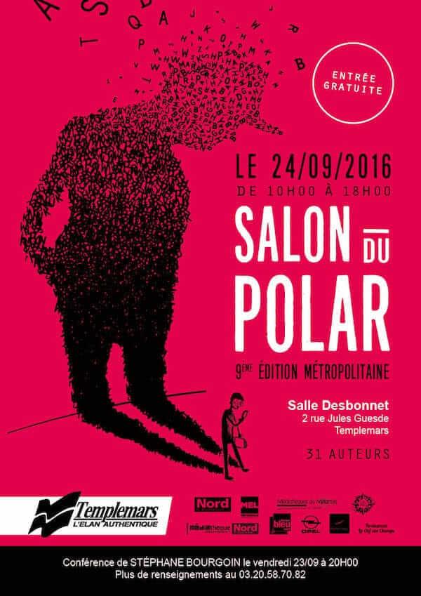 Salon du Polar de Templemars 2016