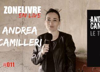Video Zonelivre 11 - Andrea Camilleri