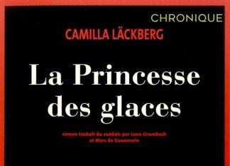 Camilla LACKBERG - Erica Falck - 1 - princesse des glaces