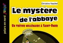 christine vauchel-le-mystere-de-abbaye
