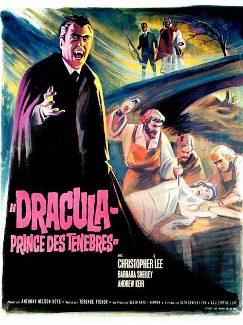 Dracula prince des tenebres - 1966