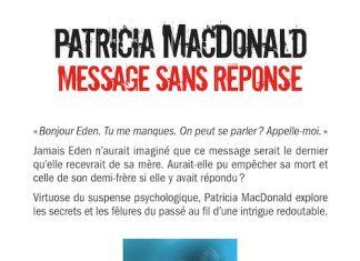 Patricia MacDONALD - Message sans reponse