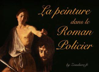 Peinture dans le roman policier